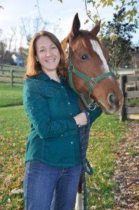 Gallop Web Services - Kathi Watts & horse Redbone